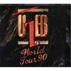 UZEB World Tour 90 album cover