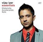 VIJAY IYER essentials album cover