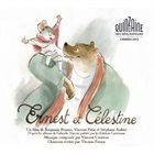 VINCENT COURTOIS Ernest album cover