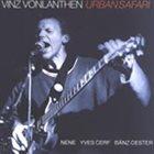 VINZ VONLANTHEN Vinz Vonlanthen Urban Safari : Telegram From Mars album cover