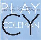 VINNIE SPERRAZZA Play Cy Coleman album cover