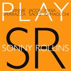 VINNIE SPERRAZZA Play Sonny Rollins album cover