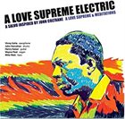 VINNY GOLIA A Love Supreme Electric album cover
