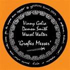 VINNY GOLIA Großes Messer (with Damon Smith / Weasel Walter) album cover
