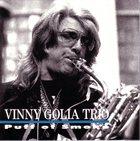 VINNY GOLIA Puff Of Smoke album cover