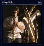 VINNY GOLIA Solo album cover