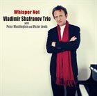 VLADIMIR SHAFRANOV Whisper Not album cover