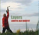 VYTAUTAS LABUTIS Labutis Jazz Quartet : Layers album cover