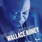 WALLACE RONEY Blue Dawn - Blue Nights album cover