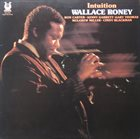 WALLACE RONEY Intuition album cover