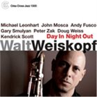 WALT WEISKOPF Day In Night Out album cover