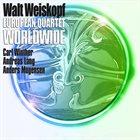 WALT WEISKOPF European Quartet Worldwide album cover