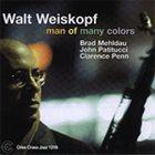 WALT WEISKOPF Man of Many Colors album cover