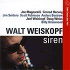 WALT WEISKOPF Siren album cover