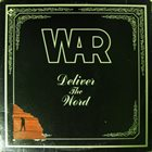 WAR — Deliver the Word album cover