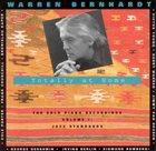 WARREN BERNHARDT Totally At Home, Vol. 1 - Jazz Standards album cover
