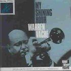 WARREN VACHÉ My Shining Hour album cover