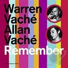 WARREN VACHÉ Remember album cover