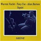 WARREN VACHÉ Shine album cover