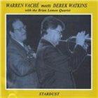 WARREN VACHÉ Stardust album cover