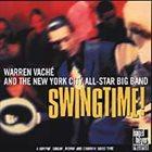 WARREN VACHÉ Swingtime! album cover
