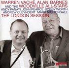 WARREN VACHÉ Warren Vache & Alan Barnes : London Session album cover