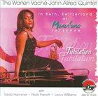WARREN VACHÉ Warren Vache & John Allred Quintet - Jubilation: Live In Bern album cover