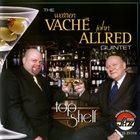 WARREN VACHÉ Warren Vaché & John Allred Quintet : Top Shelf album cover