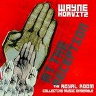 WAYNE HORVITZ At The Reception album cover