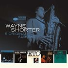 WAYNE SHORTER 5 Original Albums album cover
