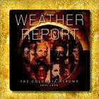 WEATHER REPORT The Columbia Albums 1971-1975 album cover