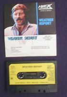WEATHER REPORT Weather Report (cassette) album cover