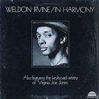WELDON IRVINE In Harmony album cover