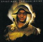 WELDON IRVINE Spirit Man album cover