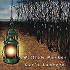 WILLIAM PARKER Luc's Lantern album cover