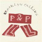 WILLIAM PARKER P & P (William Parker, Ad Peijnenburg) : Brooklyn Calling album cover