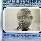 WILLIE HUMPHREY New Orleans Clarinet album cover