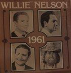 WILLIE NELSON 1961 album cover