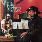WILLIE NELSON Family Bible album cover