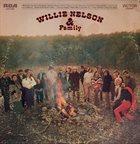 WILLIE NELSON Willie Nelson & Family album cover