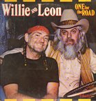 WILLIE NELSON Willie Nelson And Leon Russell : One For The Road album cover