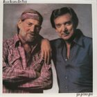WILLIE NELSON Willie Nelson & Ray Price : San Antonio Rose album cover