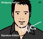 WOLFGANG HAFFNER Signature Edition 4 album cover