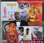WOLFGANG PUSCHNIG Mixed Metaphors album cover