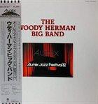 WOODY HERMAN Aurex Jazz Festival '82 album cover