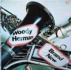 WOODY HERMAN Brand New album cover
