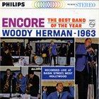 WOODY HERMAN Encore album cover