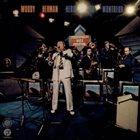 WOODY HERMAN Herd At Montreux album cover