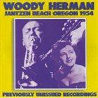 WOODY HERMAN Jantzen Beach Oregon 1954 album cover