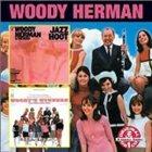 WOODY HERMAN Jazz Hoot / Woody's Winners album cover